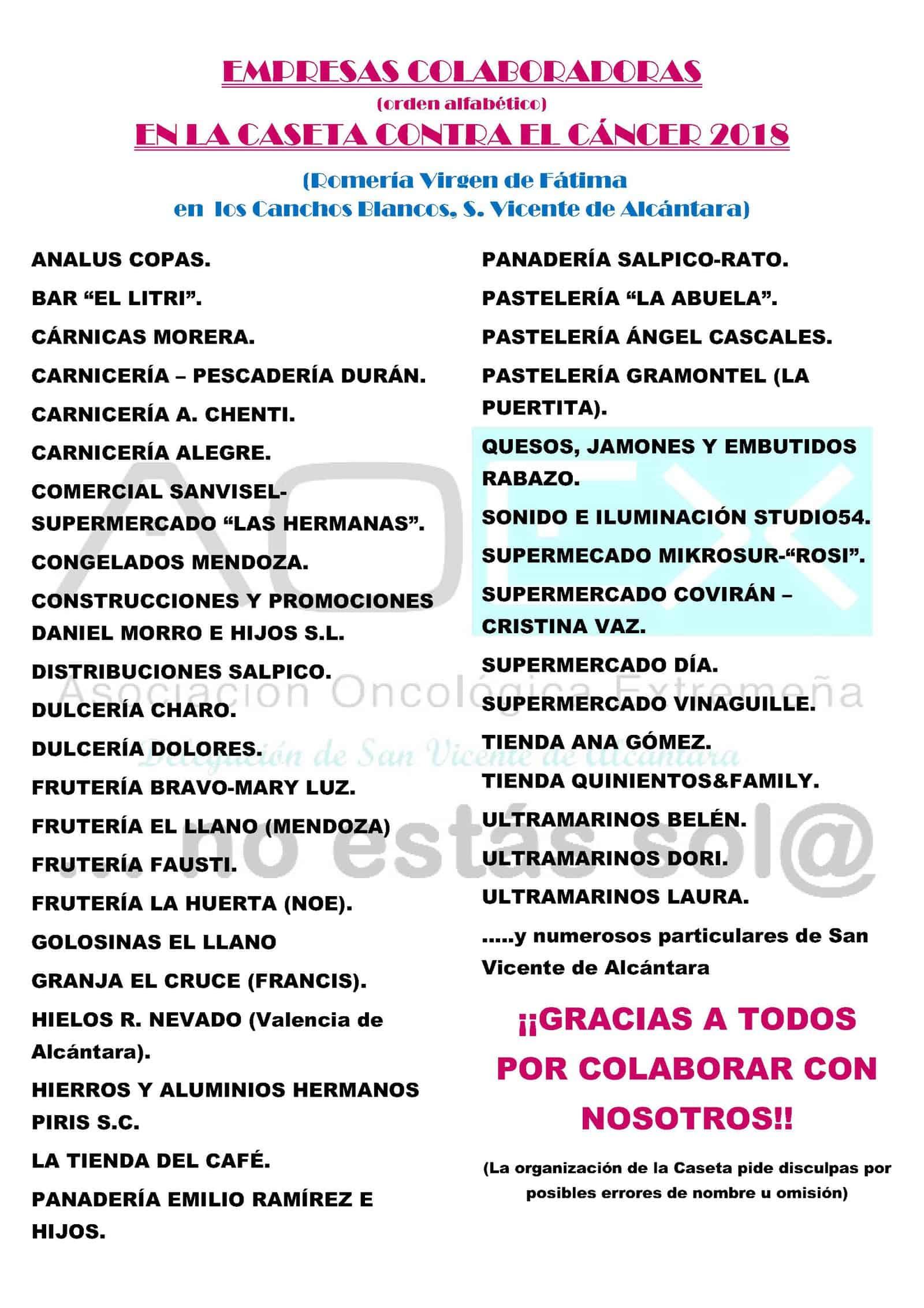 empresas colaboradoras2018paraCaseta